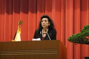 加計 美也子理事長・総長の挨拶