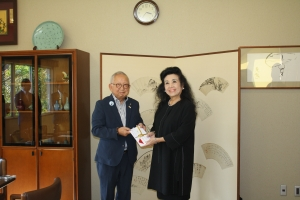大学おうえん協議会より『西日本豪雨災害ボランティア活動支援金』をいただきました
