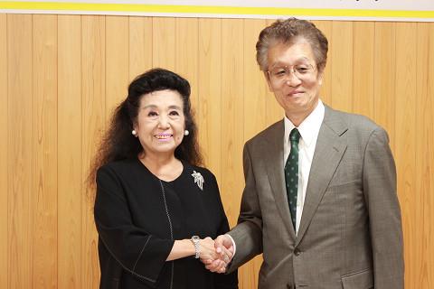 岡山瀬戸内学園倉敷高等学校と教育連携協定を締結
