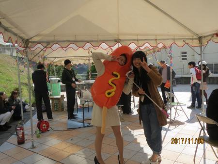 看護研究・学園祭の写真4