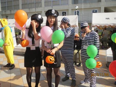看護研究・学園祭の写真3